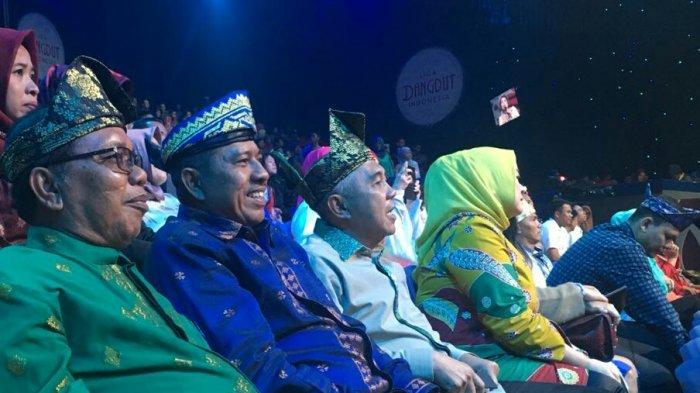 Sonny Soemarsono Sebut Cuti Gubernur Riau Sedang Diproses