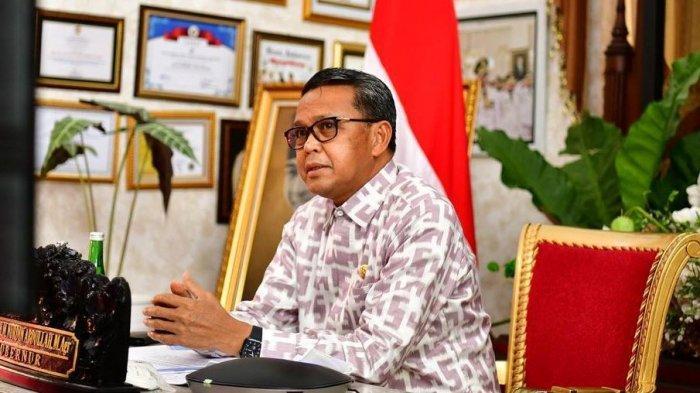 ALAMAK! Nurdin Abdullah Jadi Tersangka Dinihari, KPK Amankan Uang Rp 2 Miliar