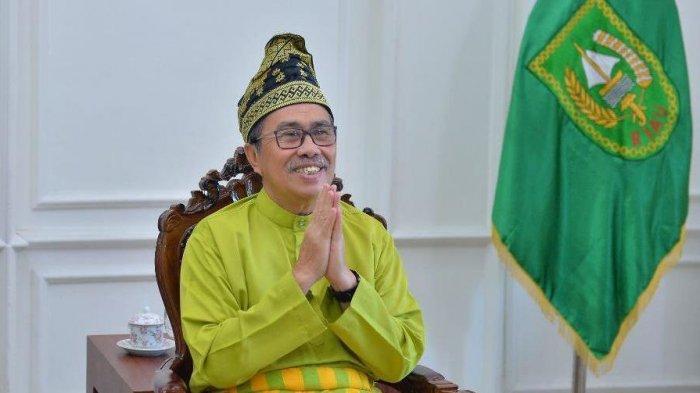 Riau Termasuk Penyumbang Kontribusi Perekonomian Terbesar Sumatera, Gubri: Ini Kado Hari Jadi Riau