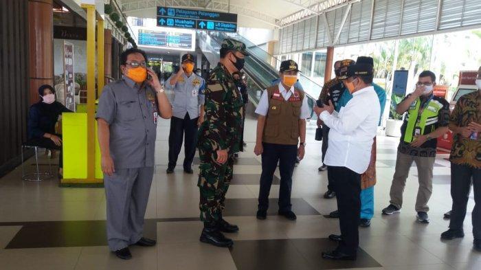 Nanti Malam Penerbangan Terakhir, Besok Close, Bandara, Terminal dan Pelabuhan di Riau  Ditutup