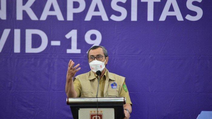 Update Covid-19 Riau, Kasus Positif Bertambah 39, Sembuh 54 dan Meninggal Dunia 7 Orang