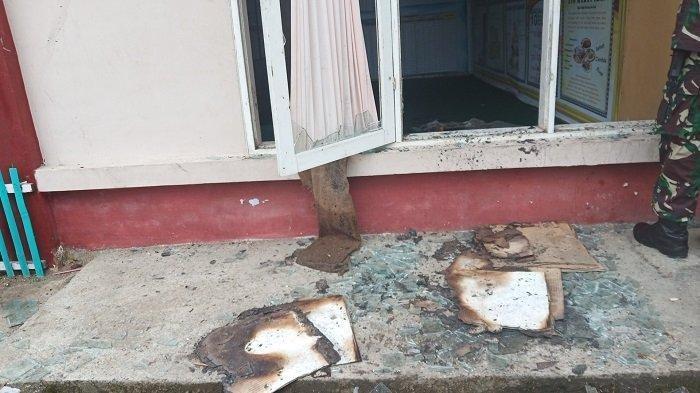 Gudang Logistik Pemilu di Pesisir Selatan Terbakar, Polisi Tunggu Hasil Dari Inafis Polda Sumbar
