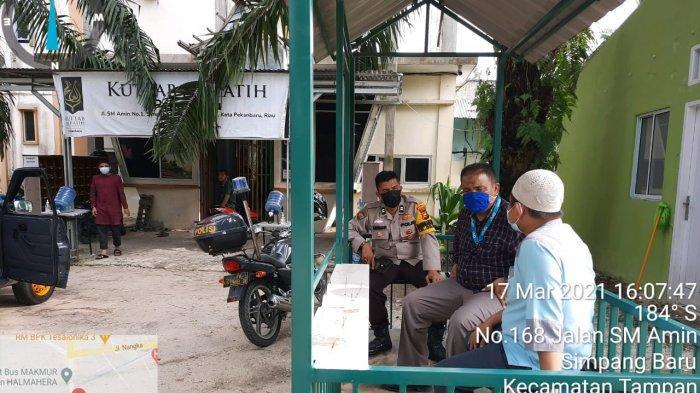 Polisi Dalami Dugaan 30 Guru Ponpes di Pekanbaru Keracunan Makanan, Ini Kronologinya