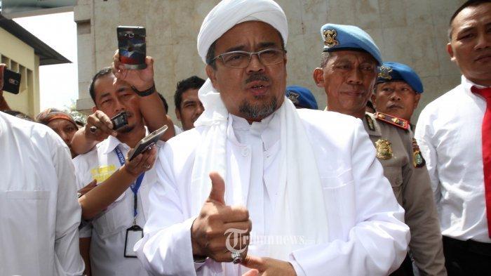 Dihentikan, Kasus Rizieq Shihab di Polda Jabar Sudah SP3 Sejak Februari