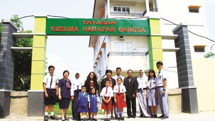 Hadirkan Sekolah Ramah Anak, Yayasan Kusuma Harapan Bangsa Makin Berkembang
