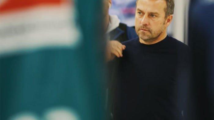 Hansi Flick pelatih Juventus