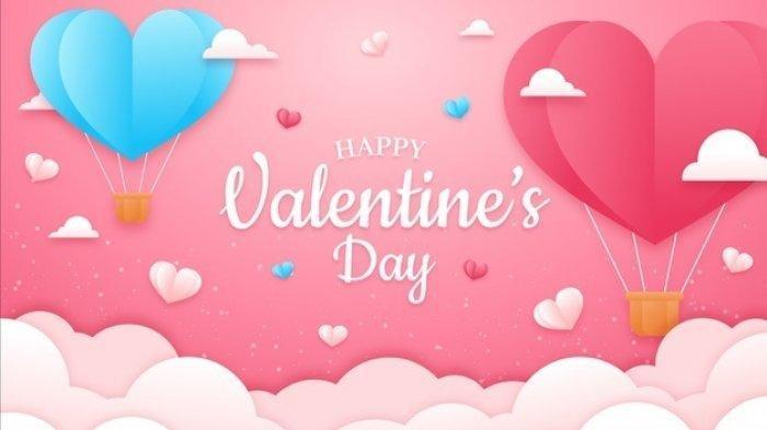 Valentine Day, Ini Kumpulan Ucapan Hari Valentine untuk Orang-orang Tersayang