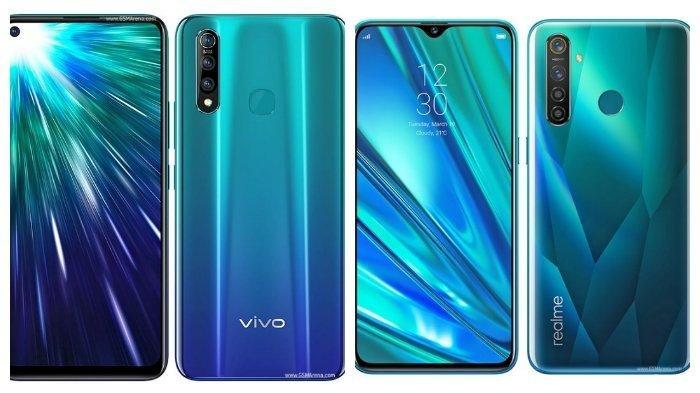 Daftar Harga HP Vivo Terbaru APRIL 2020: Cek Harga Vivo Z1 Pro, Vivo Y95, Vivo V19, Vivo Y19