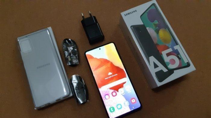 Ada Kredit 0 Persen Beli Galaxy A51 di Electronic City Living World Pekanbaru, Mau Tahu Harganya?