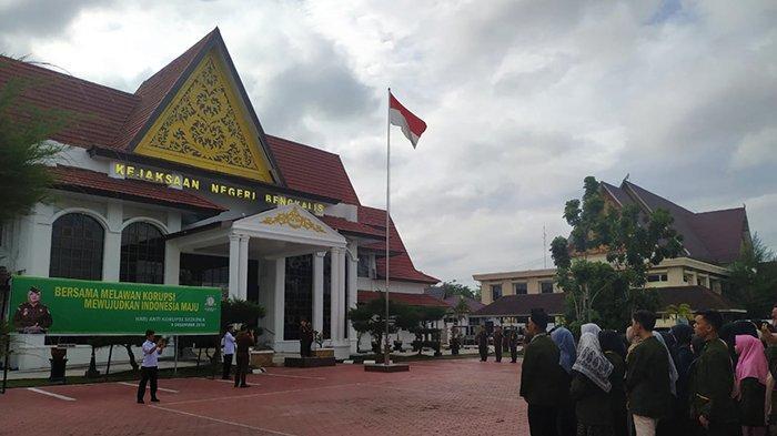 Kejari Bengkalis Riau Tangani 11 Kasus Korupsi Sepanjang 2019