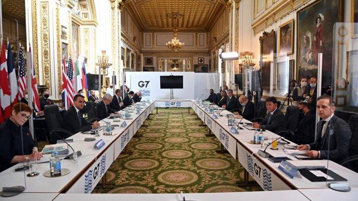 Mendadak Pertemuan G7 di Inggris Menjadi Horror, Delegasi India Dinyatakan Positif Covid-19