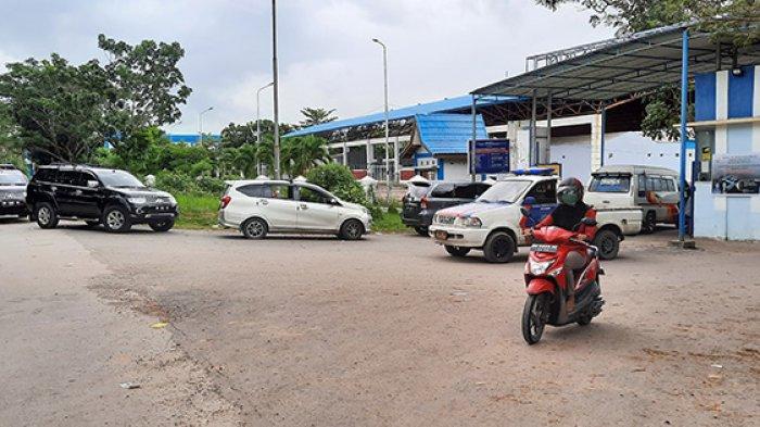 Hari Pertama Tahun 2021, Antrean Panjang Mengular di Gerbang RoRo Dumai- Rupat