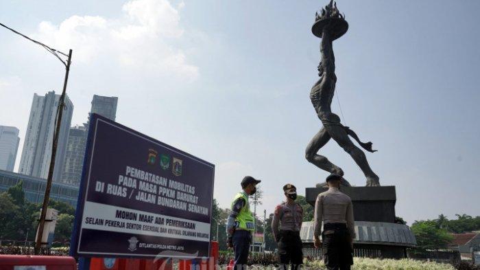 Sah, PPKM Darurat Diperpanjang Hingga 25 Juli, Ini Penjelasan Presiden Jokowi