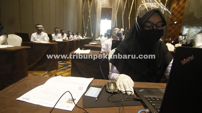 Tiga Hari SKD CPNS Pemko Pekanbaru, Sudah 227 Peserta Gagal ke Tahap Selanjutnya