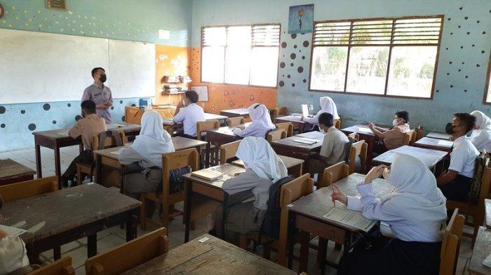 45 SMP Negeri di Pekanbaru Sudah Ajukan Rekomendasi ke Disdik untuk Belajar Tatap Muka