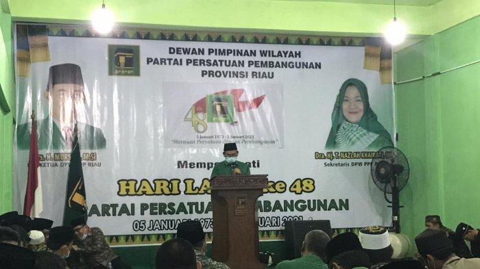 PPP Persiapkan Diri Hadapi Pilkada Tiga Daerah di Riau