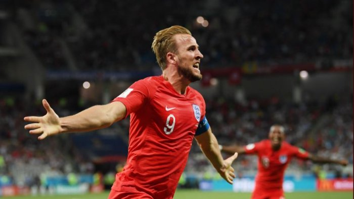 UPDATE Piala Dunia 2018 Rusia, Harry Kane Pencetak Gol Terbanyak, Kalahkan Tiga Pesaingnya