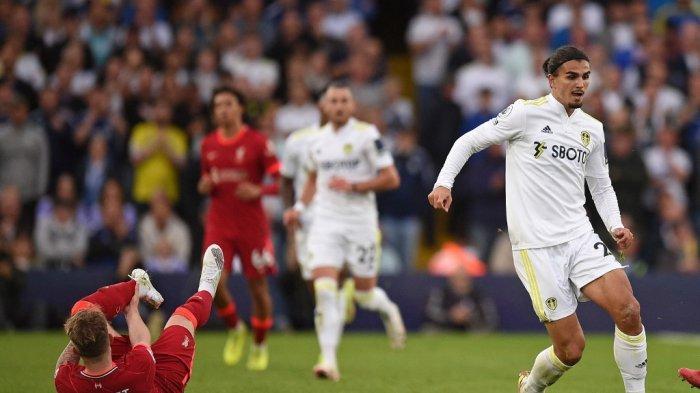 Kronologi Kaki Harvey Elliott Patah, Mohamed Salah Histeris Minta Tolong saat Leeds vs Liverpool