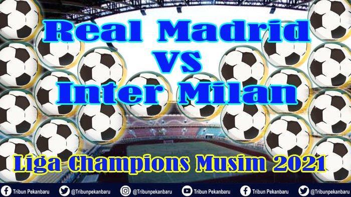Hasil Drawing Liga Champions Musim 2021, Real Madrid Hadapi Inter Milan dan Shakhtar Donetsk