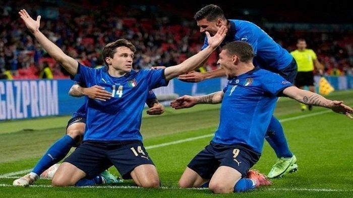 Jadwal Final EURO 2020, Italia vs Inggris, Adu Kuat Fisik dan Skill, Azzurri Diunggulkan Berkat Ini