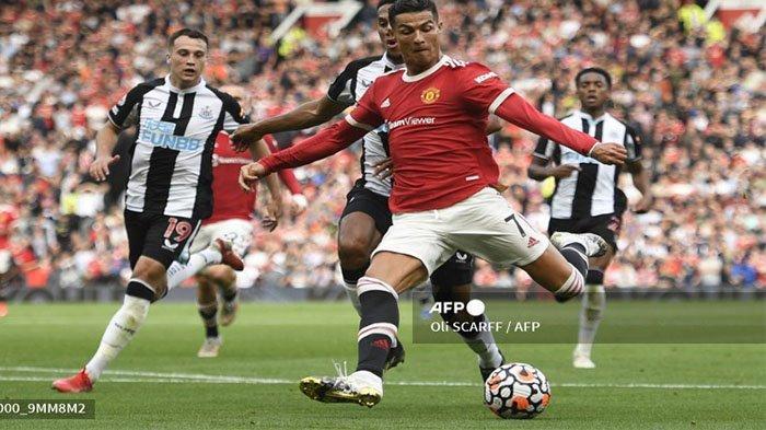 Hasil Pertandingan Man United vs West Ham Menentukan Klasemen Liga Inggris, Ronaldo Harus Cetak Gol