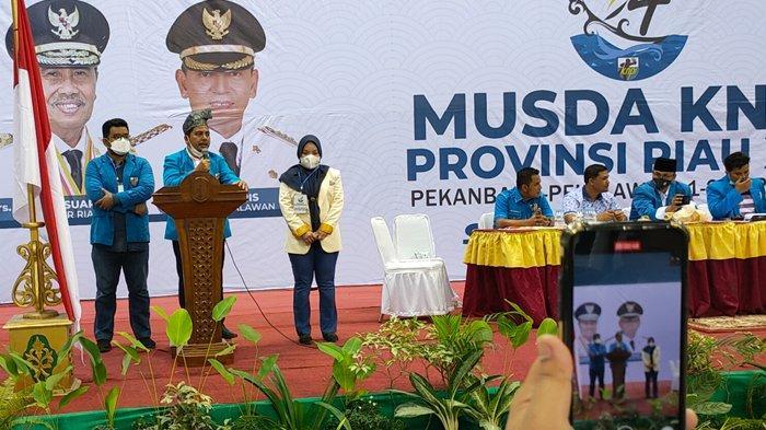 HASIL Musda KNPI Riau di Pelalawan, Ini Sosok Ketua KNPI Riau Terpilih Periode 2021-2024, Siapa?