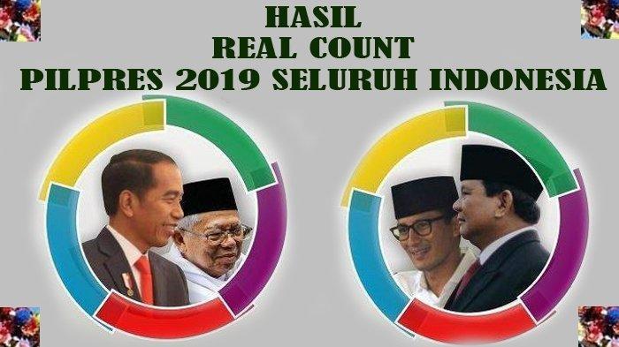HASIL Real Count Pilpres 2019 di Situng KPU akan Ketahuan CURANG Tanggal 22 Mei, Ini Kata Mahfud MD