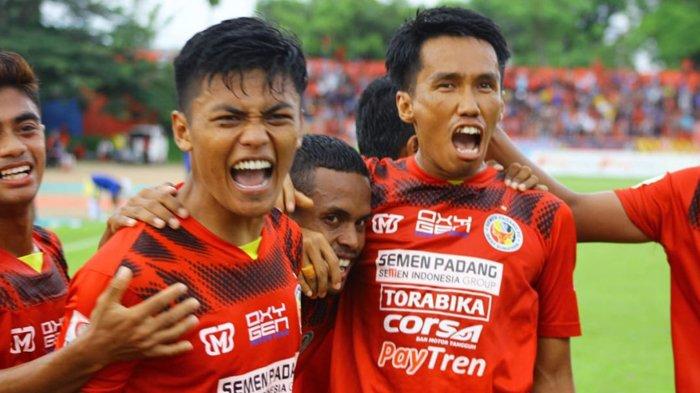 Perjalanan Lolosnya Semen Padang FC ke Semifinal Liga 2 2018, Deg-degan sampai Akhir Pertandingan