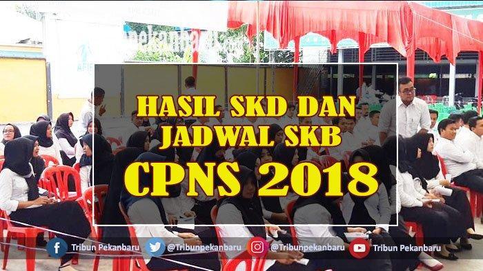 UPDATE: Catat! Besok BKN Umumkan Hasil SKD CPNS 2018 Pukul Segini, Berikut Link Downloadnya