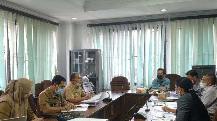 Hasil Hearing, Komisi III DPRD Pekanbaru Minta Validkan Data Warga Miskin untuk Bantuan Covid-19