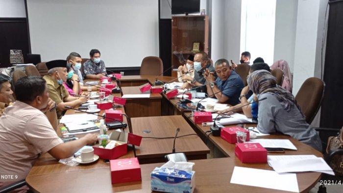 Komisi IV DPRD Pekanbaru: Juni Harus Action Kegiatan Pembangunan di Pekanbaru, TB Harus Selesai