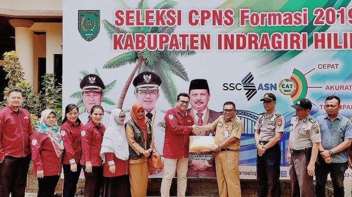 Hasil SKD CPNS 2019 Pemkab Inhil Riau, 687 Peserta Lolos ke Tahap SKB