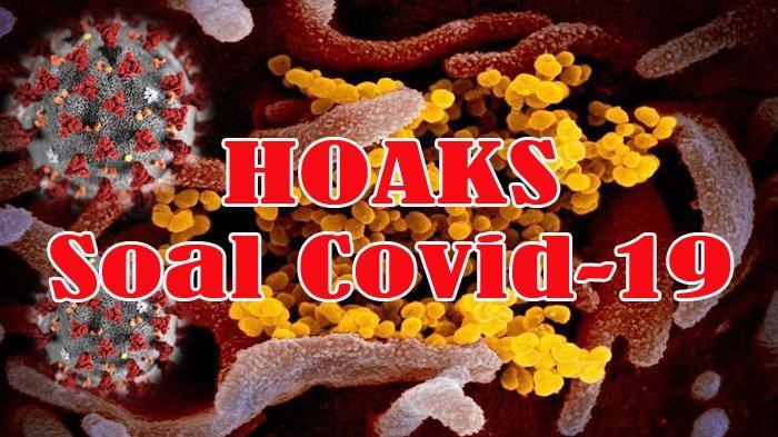 HATI-HATI Infokan Covid-19, Cek Fakta atau Hoax, Polisi Tangkap IRT di Riau yang Sebar Hoaks Corona