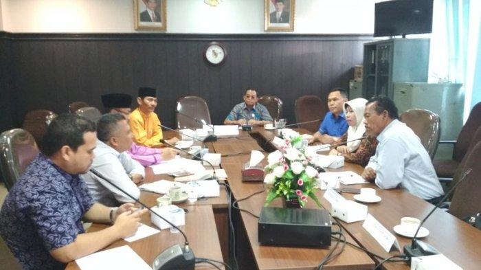 Komisi I DPRD Hearing dengan KPU Pekanbaru dan Disdukcapil, Ini yang Dibahas