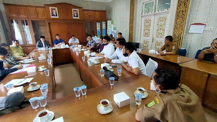 Listrik Belum Nyala 24 Jam di 2 Kecamatan Ini, DPRD Pelawan Panggil PLN dan Warga, Apa Solusinya?