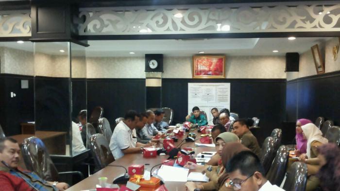 Giliran Evo Hotel Di-hearing Komisi IV DPRD Pekanbaru Terkait Izin