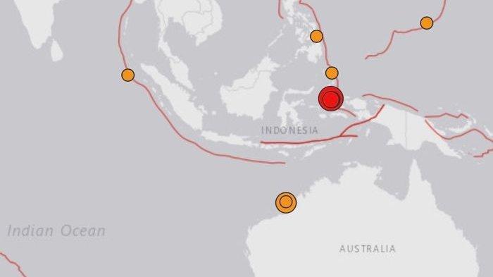 Heboh Benua Australia Dekati Indonesia Akan Terjadi Gempa Dahsyat, Ahli Geologi Minta Orang Tenang