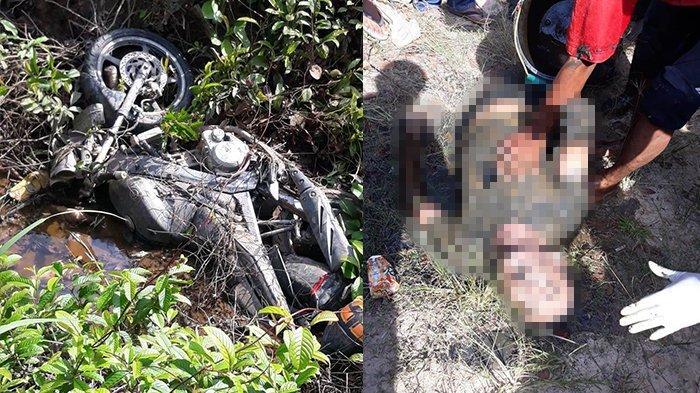 Heboh Penemuan Mayat dalam Parit di Dumai Riau, Terungkap Identas Korban dan Dugaan Kematian