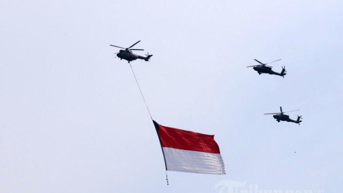 Kembali Jadi Macan Asia, Militer Indonesia Paling Kuat se ASEAN di Bawah Menhan Prabowo Subianto