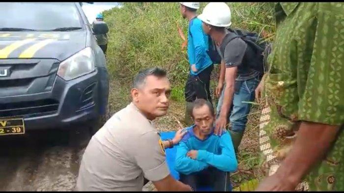 Hilang 11 Hari di Hutan, Pria Meranti Ditemukan dalam Kondisi Lemah, Begini Caranya Bertahan Hidup