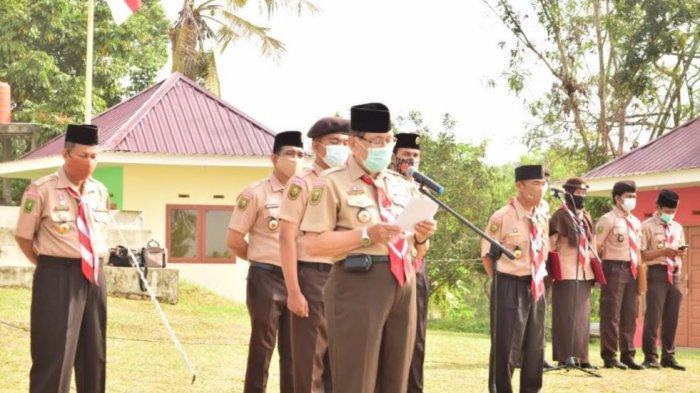 Kenang jasa Bapak Pandu Dunia, Kwarda Riau peringati Hari Baden-Powell ke-164