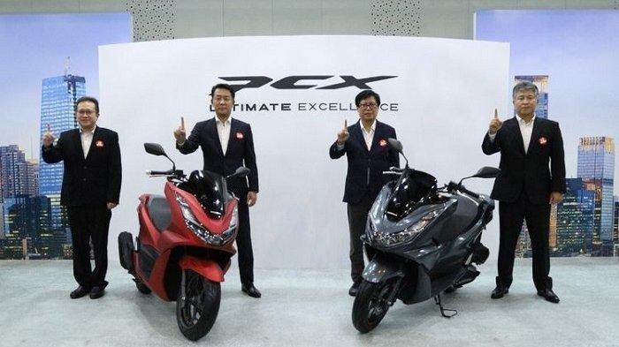 Dirombak Total, Honda Resmi Luncurkan All New PCX, Ini Dia Spesifikasi dan Harganya