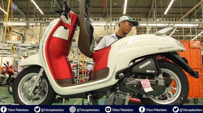 Honda Scoopy Merah Putih Hadir di Indonesia, Ini Keunggulan dan Spesifikasi Honda Scoopy Merah Putih