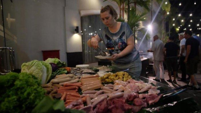 Grand Jatra Hotel Pekanbaru Hadirkan Promo Barbeque All You Can Eat