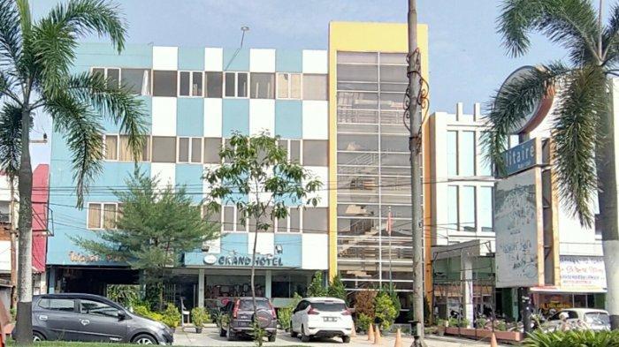 Enam Pasien Tanpa Gejala Tercatat Huni Hotel Grand, Lokasi Isolasi Covid-19 di Pelalawan