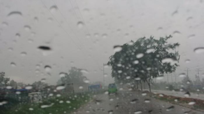 Peringatan Dini Cuaca Ekstrem Jumat 24 Juli 2020 Dirilis BMKG: Ini Wilayah di Riau Berpotensi Hujan