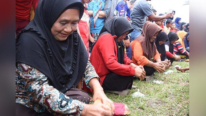 Meriahnya Pesta Rakyat Perayaan HUT RI ke 73 yang Digelar Pemuda Sungai Alam