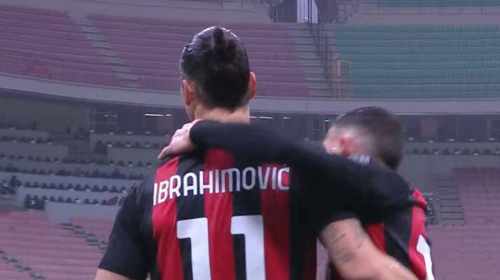 Hasil Pertandingan AC Milan vs Inter Milan : Rossoneri Kembali ke Puncak Klasemen jika Menang