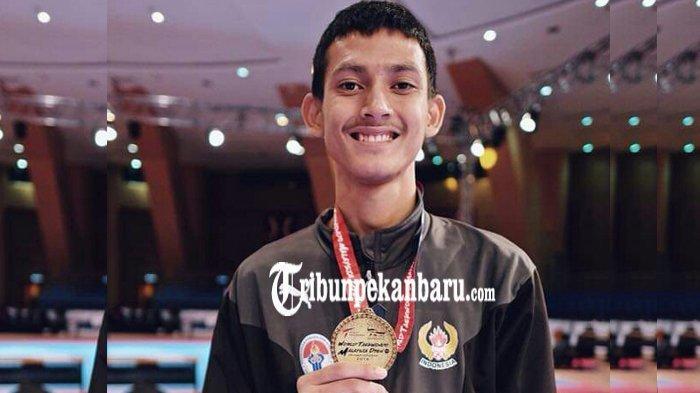 OLAHRAGA LOKAL-Taekwondoin Ibrahim Zarman Masuk Timnas Inti Pra Kualifikasi Olimpiade di Jordania