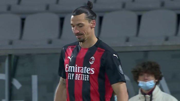 Ibrahimovic AC Milan baru